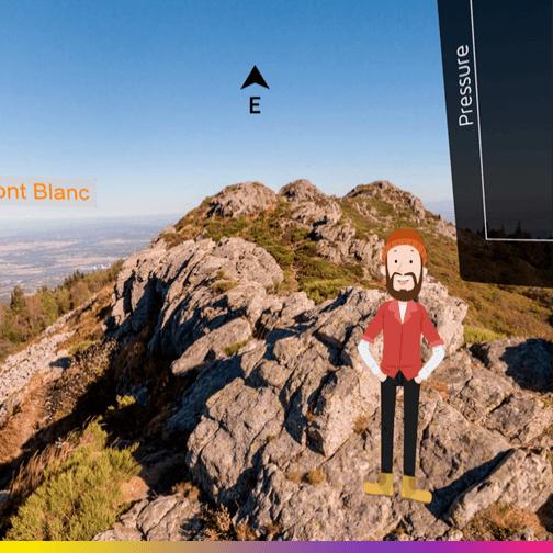 Terrain Géologique Virtuel